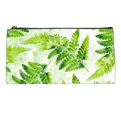 Fern Leaves Pencil Cases by DanaeStudio