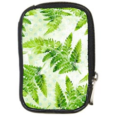 Fern Leaves Compact Camera Cases