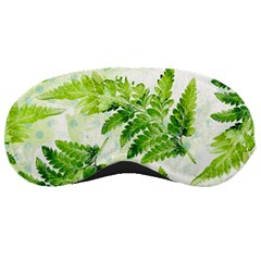 Fern Leaves Sleeping Masks by DanaeStudio