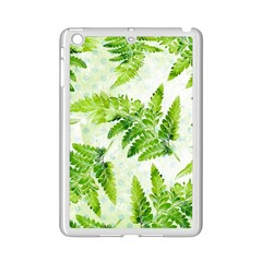 Fern Leaves Ipad Mini 2 Enamel Coated Cases