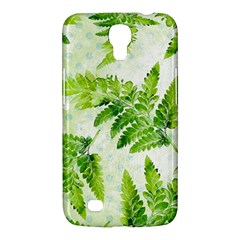 Fern Leaves Samsung Galaxy Mega 6 3  I9200 Hardshell Case