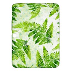 Fern Leaves Samsung Galaxy Tab 3 (10 1 ) P5200 Hardshell Case