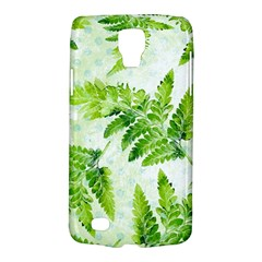 Fern Leaves Galaxy S4 Active by DanaeStudio