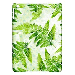 Fern Leaves Ipad Air Hardshell Cases by DanaeStudio