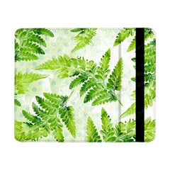 Fern Leaves Samsung Galaxy Tab Pro 8 4  Flip Case by DanaeStudio