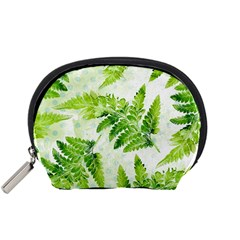 Fern Leaves Accessory Pouches (small)