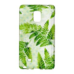 Fern Leaves Galaxy Note Edge