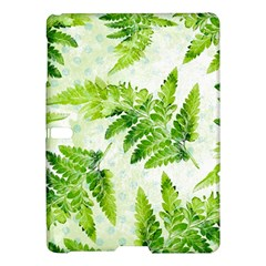 Fern Leaves Samsung Galaxy Tab S (10 5 ) Hardshell Case