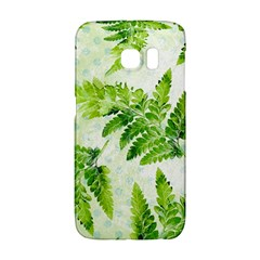 Fern Leaves Galaxy S6 Edge