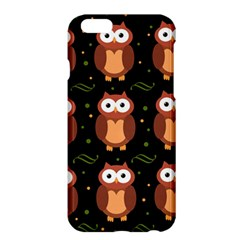 Halloween brown owls  Apple iPhone 6 Plus/6S Plus Hardshell Case