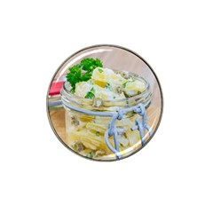 Potato Salad In A Jar On Wooden Hat Clip Ball Marker (4 Pack) by wsfcow