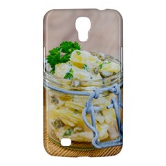 Potato Salad In A Jar On Wooden Samsung Galaxy Mega 6 3  I9200 Hardshell Case by wsfcow
