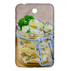 Potato Salad In A Jar On Wooden Samsung Galaxy Tab 3 (7 ) P3200 Hardshell Case  by wsfcow