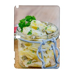 Potato Salad In A Jar On Wooden Samsung Galaxy Note 10 1 (p600) Hardshell Case