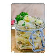 Potato Salad In A Jar On Wooden Samsung Galaxy Tab Pro 12 2 Hardshell Case by wsfcow