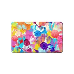 Anemones Magnet (name Card) by DanaeStudio