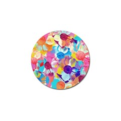 Anemones Golf Ball Marker (4 Pack)