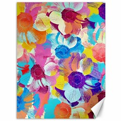 Anemones Canvas 36  X 48   by DanaeStudio
