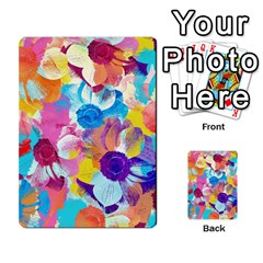 Anemones Multi Purpose Cards (rectangle)