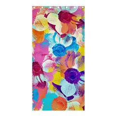 Anemones Shower Curtain 36  X 72  (stall)