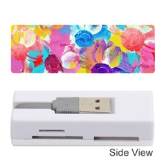 Anemones Memory Card Reader (stick)  by DanaeStudio
