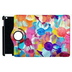 Anemones Apple Ipad 3/4 Flip 360 Case