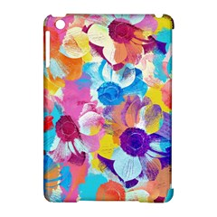 Anemones Apple Ipad Mini Hardshell Case (compatible With Smart Cover)