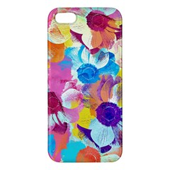 Anemones Apple Iphone 5 Premium Hardshell Case
