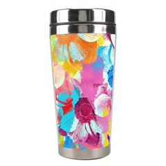 Anemones Stainless Steel Travel Tumblers
