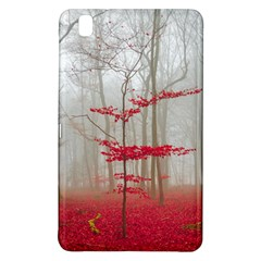 Magic Forest In Red And White Samsung Galaxy Tab Pro 8 4 Hardshell Case by wsfcow