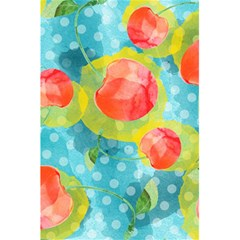 Red Cherries 5 5  X 8 5  Notebooks