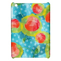 Red Cherries Apple Ipad Mini Hardshell Case