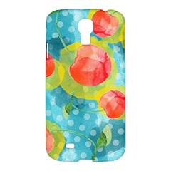 Red Cherries Samsung Galaxy S4 I9500/i9505 Hardshell Case