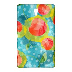 Red Cherries Samsung Galaxy Tab S (8 4 ) Hardshell Case
