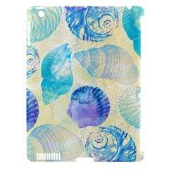 Seashells Apple Ipad 3/4 Hardshell Case (compatible With Smart Cover) by DanaeStudio