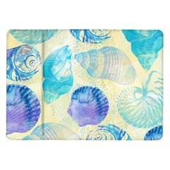 Seashells Samsung Galaxy Tab 10 1  P7500 Flip Case by DanaeStudio