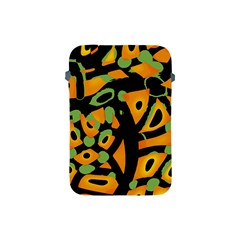 Abstract Animal Print Apple Ipad Mini Protective Soft Cases by Valentinaart