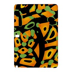 Abstract Animal Print Samsung Galaxy Tab Pro 12 2 Hardshell Case by Valentinaart
