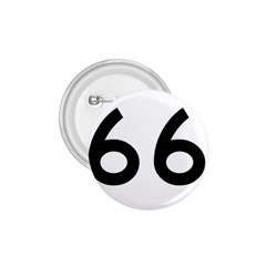 U.S. Route 66 1.75  Buttons