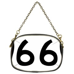 U.S. Route 66 Chain Purses (One Side)
