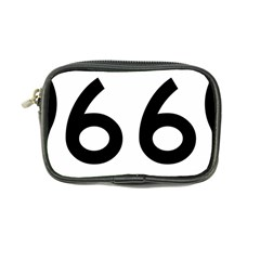 U S  Route 66 Coin Purse by abbeyz71