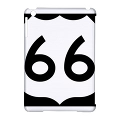 U S  Route 66 Apple Ipad Mini Hardshell Case (compatible With Smart Cover) by abbeyz71
