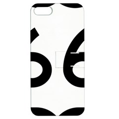 U.S. Route 66 Apple iPhone 5 Hardshell Case with Stand