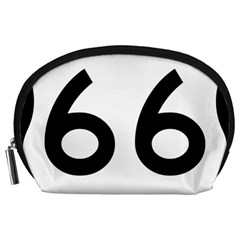 U.S. Route 66 Accessory Pouches (Large)