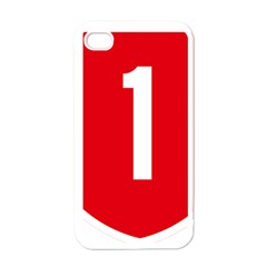 New Zealand State Highway 1 Apple Iphone 4 Case (white) by abbeyz71