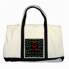 ;; Two Tone Tote Bag