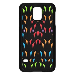 ;; Samsung Galaxy S5 Case (Black)
