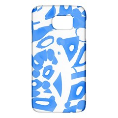 Blue Summer Design Galaxy S6 by Valentinaart