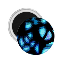 Blue light 2.25  Magnets