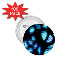 Blue light 1.75  Buttons (100 pack)